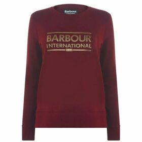 Barbour International Crew Neck Sweatshirt