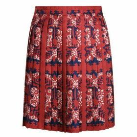 Valentino Bandanna Skirt