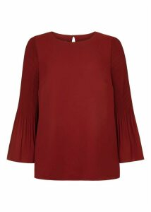 Juliana Top Burgundy