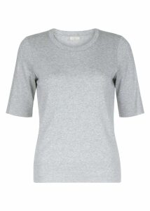 Lexie Top Silver Grey