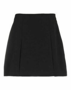 CALVIN KLEIN JEANS SKIRTS Mini skirts Women on YOOX.COM