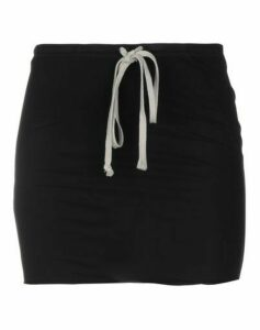 RICK OWENS SKIRTS Mini skirts Women on YOOX.COM