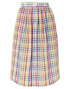 MDS STRIPES SKIRTS 3/4 length skirts Women on YOOX.COM