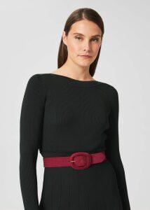 Brogan Shirt White Navy
