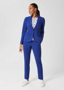 Striped Sonya Top Yellow White