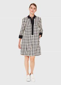 Phoebe Sweater Navy Ivory