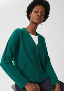 Lynne Sweater Ivory Navy