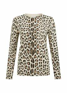 Hazel Merino Wool Sweater Oatmeal Multi