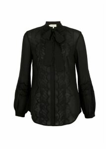 Anastasia Blouse Black