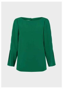 Dionne Top Dark Green