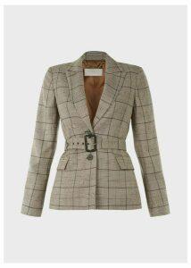 Hailey Wool Jacket Multi