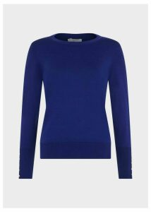 Paula Sweater Cobalt
