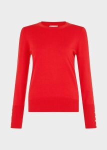 Paula Sweater Red