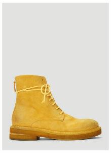 Marsèll Parrucca Boot in Yellow size EU - 40