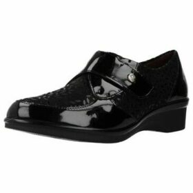 Pitillos  89915  women's Loafers / Casual Shoes in Black