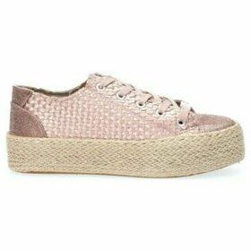 Café Noir  DG922  women's Espadrilles / Casual Shoes in Pink