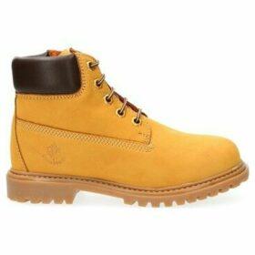Lumberjack  RIVER SB00101-016  women's Mid Boots in Yellow