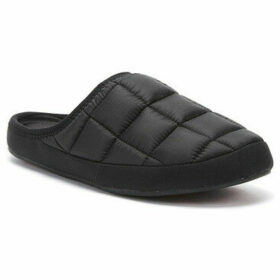 Coma Toes  Tokyoes Womens Black / Red Slippers  women's Slippers in Black