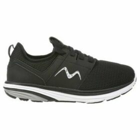 Mbt  ZOOM 2 RUNNING W SHOES  women's Running Trainers in Black
