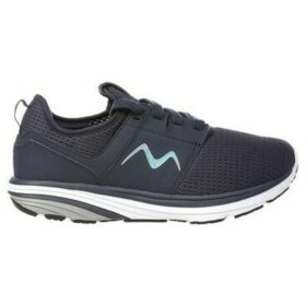 Mbt  ZOOM 2 RUNNING W SHOES  women's Running Trainers in Blue