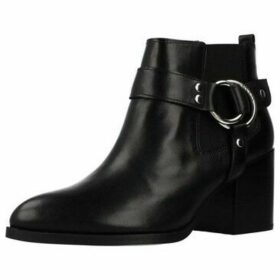 Guess  LEA09  women's Low Ankle Boots in Black