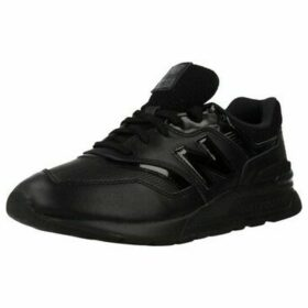 New Balance  CW997  women's Shoes (Trainers) in Black