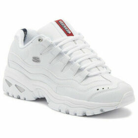 Skechers  Energy Womens White Trainers  women's Trainers in White