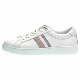 Tommy Hilfiger  FW0FW04148 CORPORATE DRESS  women's Shoes (Trainers) in White