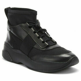 Vagabond  Lexy Womens Black Trainers  women's Mid Boots in Black