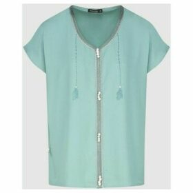 Diamantine Pure Création Maroca  Amira  women's Blouse in Other