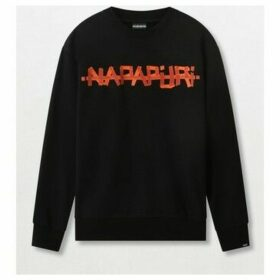 Napapijri  BOLT C NP000IV7  women's Sweatshirt in Black