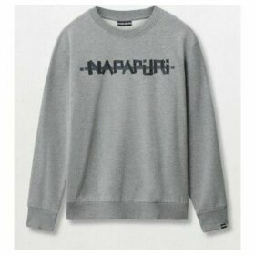 Napapijri  BOLT C NP000IV7  women's Sweatshirt in Grey