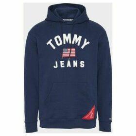 Tommy Jeans  DM0DM07044 TJM AMERICANA  women's Sweatshirt in Black