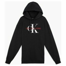 Calvin Klein Jeans  J20J212240  women's Sweatshirt in Black