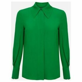 Elisabetta Franchi  CA24501E2  women's Shirt in Green