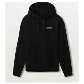 Napapijri  BASE H N000IV8  women's Sweatshirt in Black