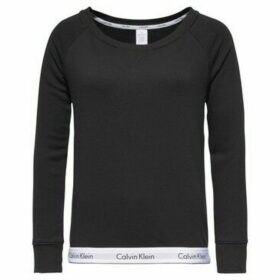 Calvin Klein Jeans  000QS5718E TOP SWEATSHIRT  women's Sweatshirt in Black