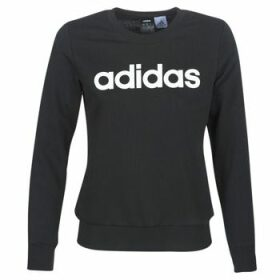 adidas  E LIN SWEAT  women's Sweatshirt in Black