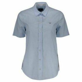 Gant  Shirt with short Sleeves  Women 1701.432682  women's Shirt in multicolour
