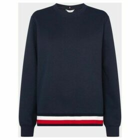 Tommy Hilfiger  WW0WW26172 KITTY  women's Sweatshirt in Blue
