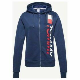 Tommy Hilfiger  S10S100092 HOODY ZIP  women's Sweatshirt in Blue