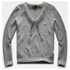G-Star Raw  D14476 B415 CITY ARMOUR  women's Sweater in Grey