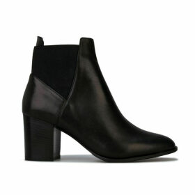 Womens Toni Mid Leather Boots