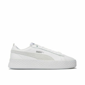 Womens Smash Platform Trainers