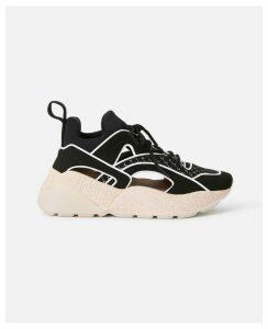 Stella McCartney Black Eclypse sneakers, Women's, Size 8