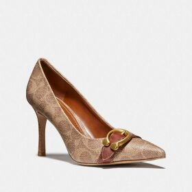 Coach Ruffle Sweater