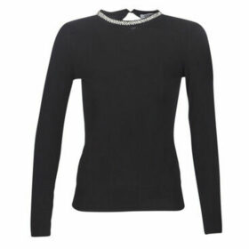 Morgan  MSHOP  women's Sweater in Black