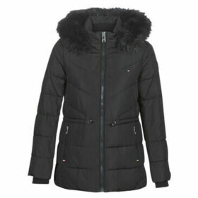 Tommy Hilfiger  TH ESSENTIAL PADDED JKT  women's Jacket in Black