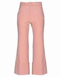 SARA BATTAGLIA TROUSERS Casual trousers Women on YOOX.COM