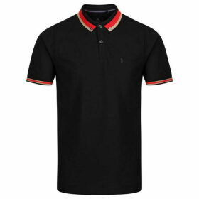 Luke Percyville Short Sleeve Polo